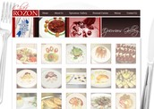 ChefRozon.com Epicurious Gallery