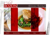 ChefRozon.com Homepage Thumb
