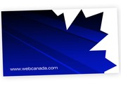 WebCanada Business Card '09 Back